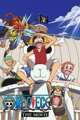 One Piece วันพีช เดอะมูฟวี่ 1 – เกาะสมบัติแห่งวูนัน (ซับไทย)