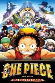One Piece วันพีช เดอะมูฟวี่ 4 – การผจญภัยที่เดดเอนด์ (ซับไทย)