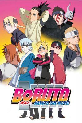 Boruto – Naruto The Movie (11) : โบรูโตะ – นารูโตะ เดอะมูฟวี่ ตำนานใหม่สายฟ้าสลาตัน (พากย์ไทย)