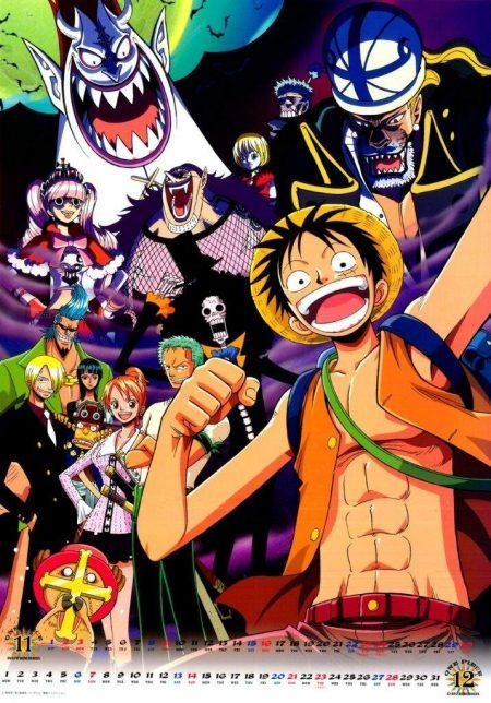 One Piece วันพีช Season 10 – ทริลเลอร์ บาร์ค พากย์ไทย ตอนที่ 337-384