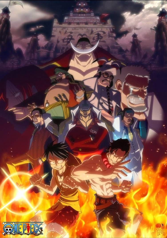 One Piece วันพีช Season 14 – สงคราม มารีนฟอร์ด พากย์ไทย ตอนที่ 457-516