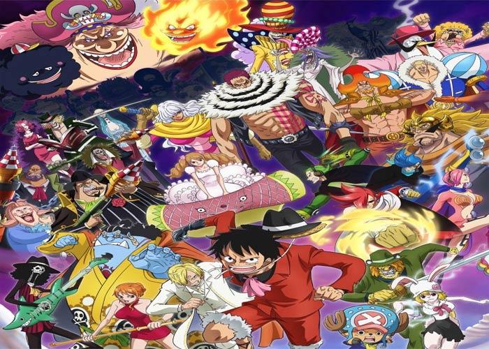 One Piece วันพีช Season 19 – เกาะโฮลเค้ก ตอนที่ 777-889