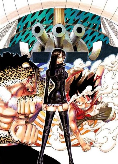One Piece วันพีช Season 9 – เอนิเอส ล็อบบี้ พากย์ไทย ตอนที่ 264-336