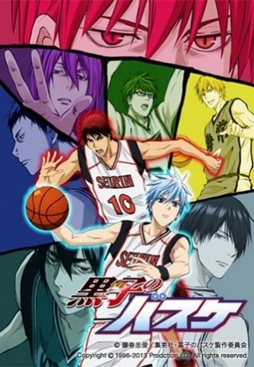 Kuroko no Basket คุโรโกะ โนะ บาสเก็ต (ภาค2) ซับไทย จบแล้ว ตอนที่ 1-25