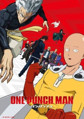 One-Punch ManaOne Punch Man เทพบุตรหมัดเดียวจอด (ภาค2) ตอนที่ 1-12+OVA ซับไทย (จบแล้ว)