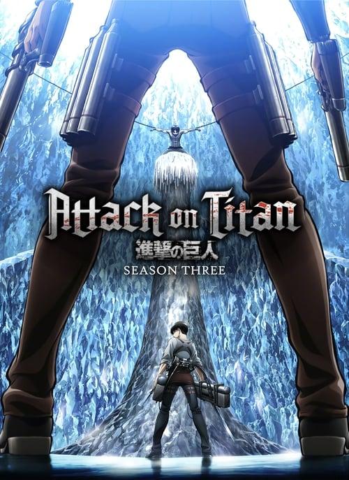 Attack on Titan ผ่าพิภพไททัน Season 3 ซับไทย ตอนที่ 1-22